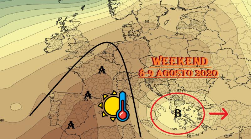 PREVISIONI WEEKEND 8-9 Agosto 2020: estate in ripresa e temperature in aumento! – Meteo Abruzzo