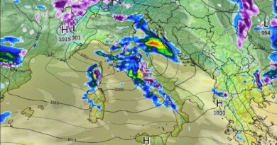 METEO OGGI e DOMANI 25-26 Gennaio 2021: altra perturbazione seguita da aria più fredda – Meteo Abruzzo