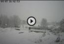 [VIDEO] I time-lapse della nevicata del 7 aprile 2021 a Pescasseroli (AQ)  – Meteo Abruzzo