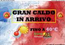 NUOVA INTENSA ONDATA DI CALORE: previsti picchi fino a 40°C – Meteo Abruzzo