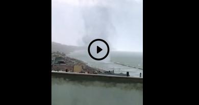 [VIDEO] TROMBA MARINA a nord di ANCONA: grossi danni a 2 stabilimenti – Meteo Abruzzo