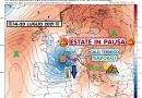 STOP AL GRAN CALDO: Estate in pausa con calo termico ed il ritorno dei temporali pomeridiani – Meteo Abruzzo