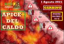 Domenica BOLLENTE in Abruzzo: GARBINO e temperature massime anche oltre i 40°C – Meteo Abruzzo