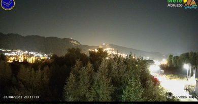 [NEWS] Nuova installazione a TAGLIACOZZO (AQ) : stazione meteo e WEBCAM HD – Meteo Abruzzo