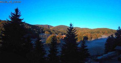 INVERSIONE TERMICA: risveglio GELIDO sui nostri altopiani montani – Meteo Abruzzo