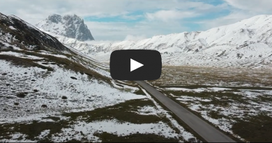 [VIDEO] Le spettacolari immagini della NEVE D'OTTOBRE a Campo Imperatore – Meteo Abruzzo