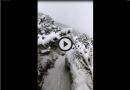 NEVE D'OTTOBRE: foto e video dello spettacolo bianco sulla MAIELLA – Meteo Abruzzo